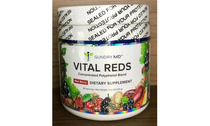 what are vital reds in your diet