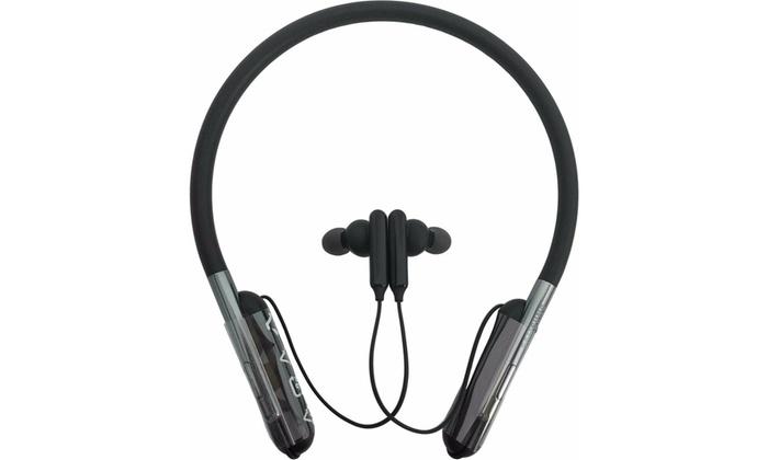 Samsung Eo Bg950 U Flex Headphones Wireless Bluetooth In Ear Neckband With Mic Groupon