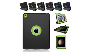 Shockproof Stand Flip Kickstand Smart Case Cover For iPad Mini 1 2 3