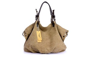 Canvas Handbag In 11 Colors