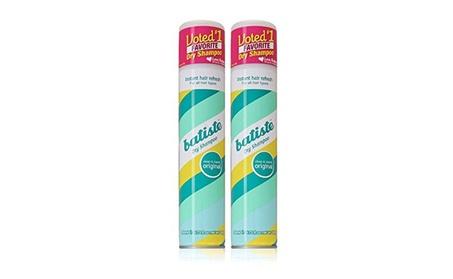 Batiste Dry Shampoo Original Clean & Classic 6.73 fl. oz (2 pack) 716f15ea-c3ae-4ce2-af2c-9bd7e3d69986