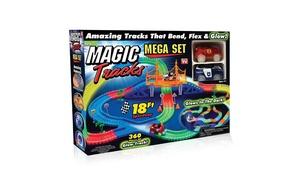 Ontel TRACKSMEGAMC4 Magic Tracks Mega Set