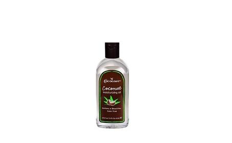 Cococare 0409193 Coconut Moisturizing Oil - 9 fl oz 282c6853-e154-4fd9-9ebf-e4a1fb249743