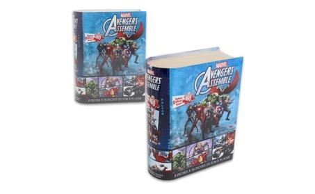 """Avengers Assemble 160-piece Storybook Puzzle - 36"""" d78d36ba-a051-41b9-881a-3e57e31a216c"""