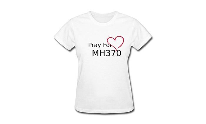 HIDALGO's store: WSB Women's Tshirt Red Heart White