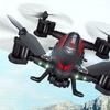 WonderTech Skywheeler RC 2-In-1 Drone & Car Combo