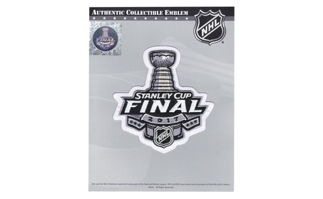 2017 Official NHL Stanley Cup Final Commemorative Jersey Patch 9127a199-8b3d-4667-a1f7-bc9fb932386e