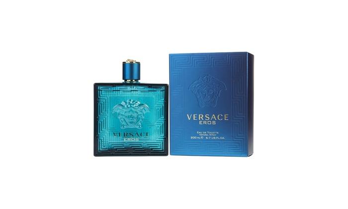 3994c3e42556 Up To 37% Off on Versace Eros Eau De Toilette ...