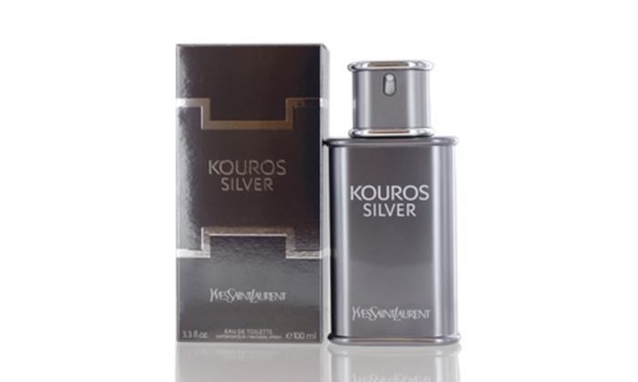 4a2f17e883b Kouros Silver by YSL | Groupon