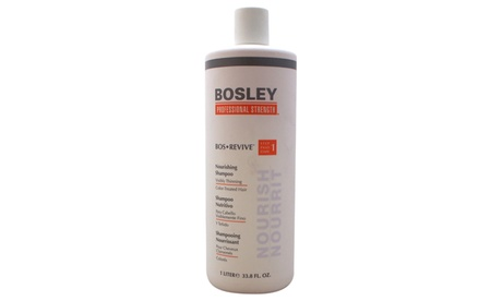 Bosley Professional Strength Bos Revive Shampoo for Color-Treated Hair (33.8 Fl. Oz.) 455a5013-5fde-4933-8062-4c377898eed3