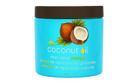 Coconut Hair Deep Repair oil Masque,12 oz 4169748a-b6cc-4f22-9405-d6ebeb02e663