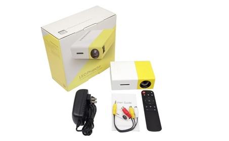 Portable Mini LCD Home Projector, Multimedia 1080P LED Home Cinema f0aceda9-cf27-414b-a266-a1e516e29a39