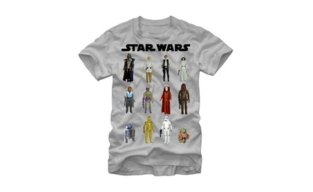 Star Wars Vintage Action Figures Mens T Shirt 31dc1c2b-d5c1-49ca-a07a-97871f548e39