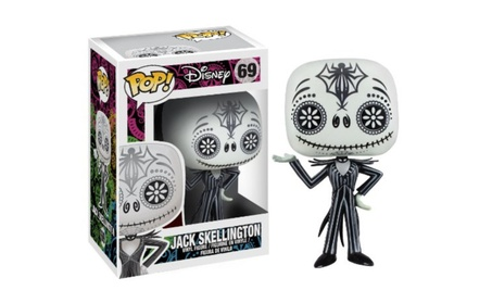 Funko POP Disney Day of The Dead Jack Skellington Action Figure de7619f8-41ed-4c69-a074-6b0dddbef43a