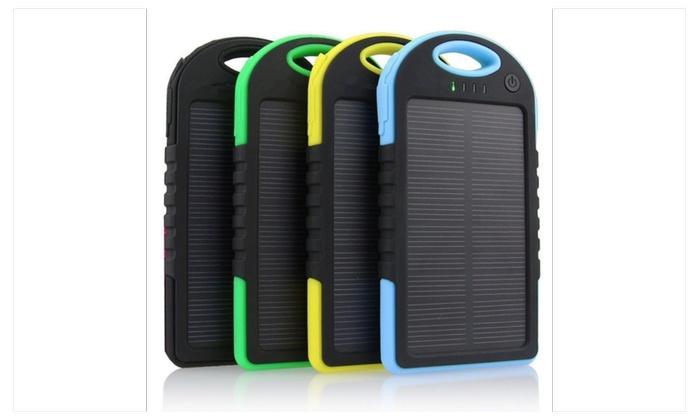 separation shoes 22434 999e4 300000mAh Portable Waterproof Solar Charger Dual-USB External ...