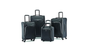 American Tourister 4 Kix Expandable Spinner Luggage