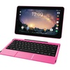 "Galileo Pro 11.5"" 32GB 2-in-1 Tablet with Keyboard Case Android 6.0"