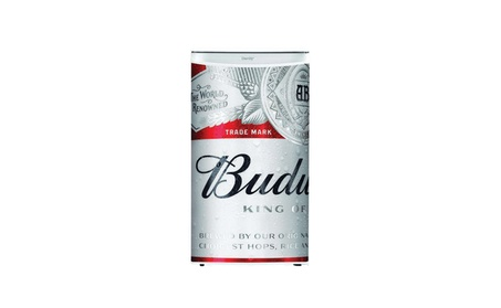 Danby Budweiser Beer Mini Fridge photo