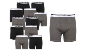 Gildan Men's Boxer Briefs (12-Pack)