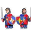 Knight Deluxe Role Play Costume Set