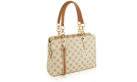 MKF Collection by Mia K. Farrow Tote, Phone Pouch, or Set of Tote with Phone Pouch 7b41ce14-832a-473c-8611-302002122108