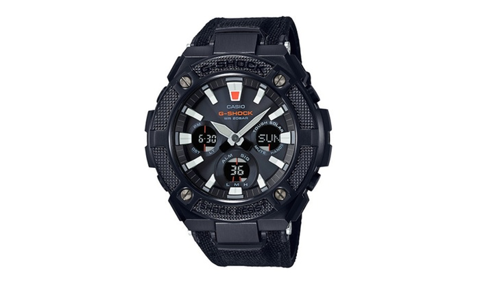Up To 20 Off On Casio G Shock G Steel Gsts130 Groupon Goods