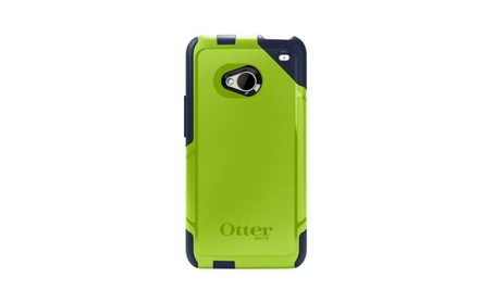 Otterbox Commuter Case for HTC One (M7) - Punked c37a5041-27cc-4b9a-b9f0-95621dae7a8b
