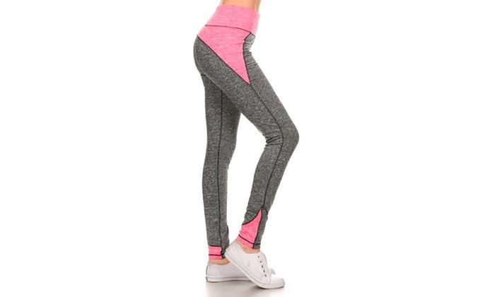 Seamless Performance Legging Size: S-M-L