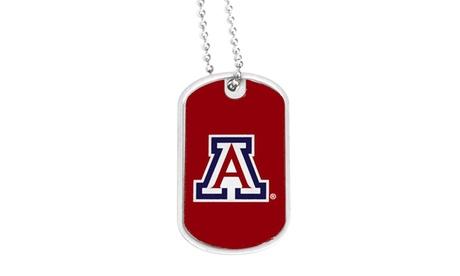 Arizona Wildcats Dog Tag Necklace Charm - NCAA 50276ee4-8d38-41c2-8177-7585b1c98b32