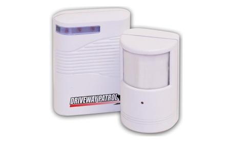 Driveway Patrol Motion Detector Alarm 4f8db1fe-152a-43c3-b5ca-87461148bcfc