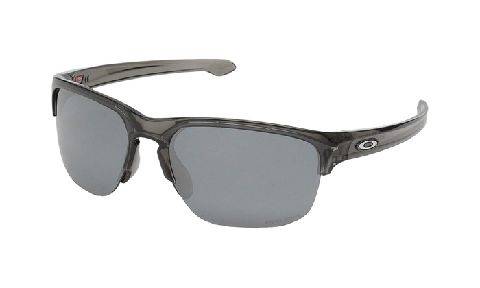 ... Oakley Silver Edge OO9413-03 Sunglasses Grey Smoke Prizm Black Lens  9413 03 55f0e12bfc