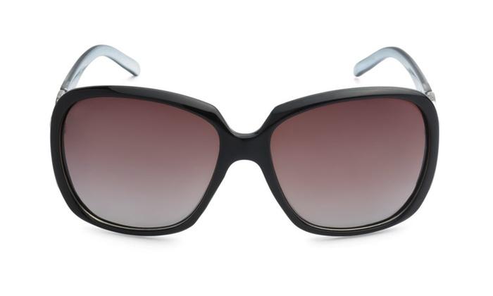 Eason fashion Womens Square Vintage Retro Sunglasses