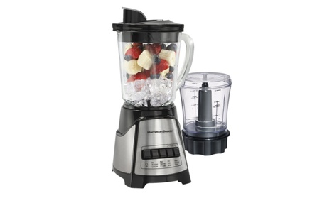 Hamilton Beach Power Elite Multi-Function Blender with Glass Jar 5a38cec6-ae10-4c47-b3f5-fe3755a85d02