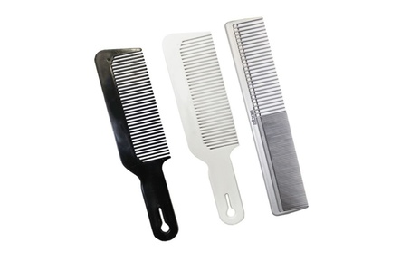 Barber & Stylist Clipper Hair Comb