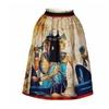 Egyptian High Full Pleated Skirt - Woman's Skirt