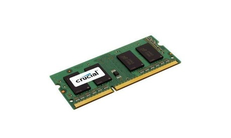 Crucial Technology CT4G3S1067M 4GB DDR3 1066 (Goods Electronics Computers & Tablets Computer Accessories) photo