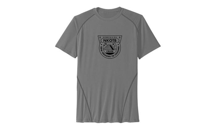HIDALGO's store: Men's New Kids On The Block Sport T Shirts.