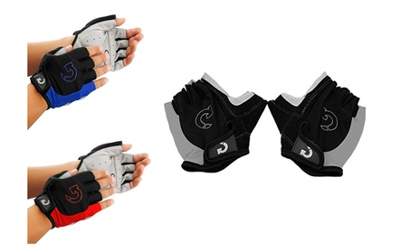 Super Lightweight Cycling Motorcycle MTB Bike Half Finger Gloves 7c50be53-9d10-4f5f-86a4-41a1ed55def1