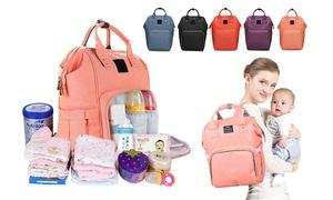 Diaper Bag Nappy Mommy Bag Travel Backpack Multi-Function Baby Handbag
