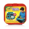 Crayola Create 'n Carry Case, Portable Art Tools Kit, Over 75 Pieces