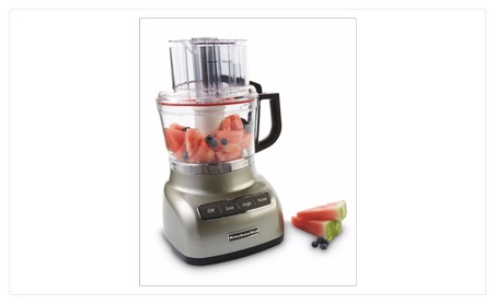 Brand New KitchenAid 9 Cup Food Processor - Model KFP0922CU e60d199d-e8f7-40c9-a5b9-d2e6e1425977