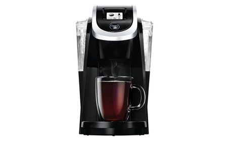Keurig K250 Single Serve, Programmable K-Cup Pod Coffee Maker, Black 388020e9-41c2-4f4a-bf15-d675d3a07325