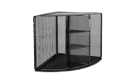 Collection Corner Desktop Shelf Black (62630) 73395eee-e52e-4afe-902f-8509c68b6d26