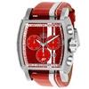 Invicta Mens 26393 S1 Rally Quartz Chronograph Red, White Dial Watch