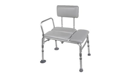 Padded Seat Transfer Bench 87610d19-bca4-40fe-91de-85e29207d967