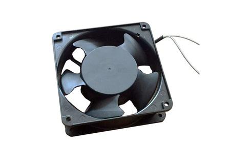 Iron Network Cabinet Cooling Fan Black 3ffed6f4-0368-4201-bbeb-7c9f9cc30048