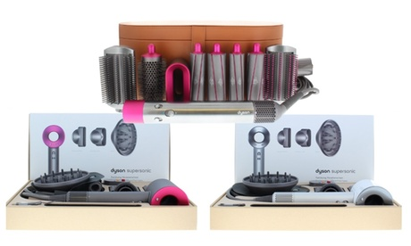 Dyson Supersonic Hair Dryer and Airwrap Complete Styler-For Multiple Hair Types
