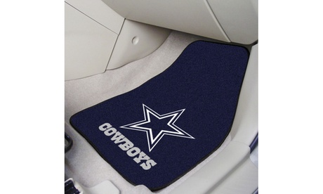 NFL Carpet Car Mats photo