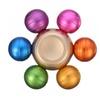 Hand Spinner Colorful 6-Ball Fidget Spinner Finger Focus Reduce Stress