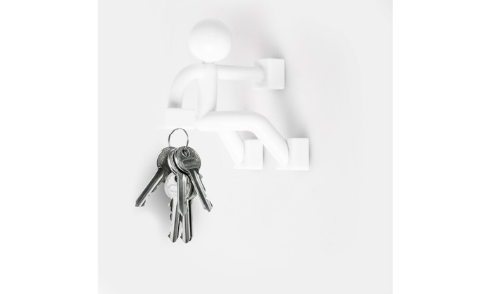 Ihip Strong Man Wall Magnetic Key Holder Groupon